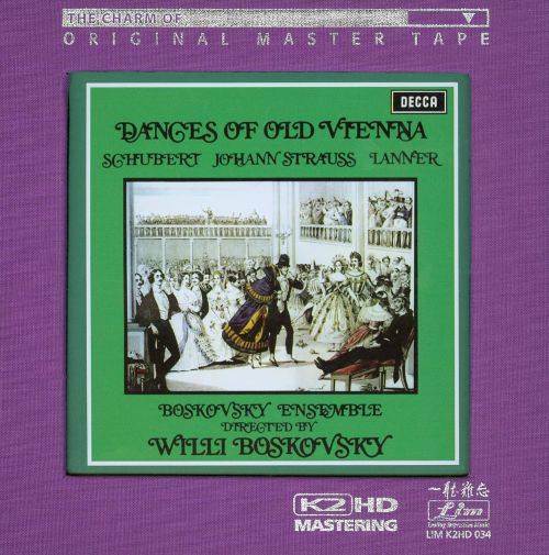 Dances of Old Vienna [LIM]