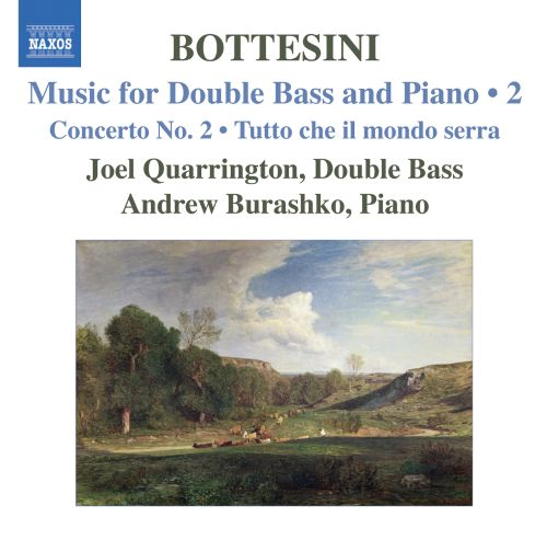Bottesini: Music for Double Bass and Piano, Vol. 2