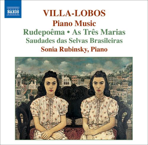 Villa-Lobos: Piano Music, Vol. 6