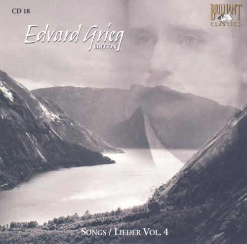 Edvard Grieg: Complete Songs, Vol. 4
