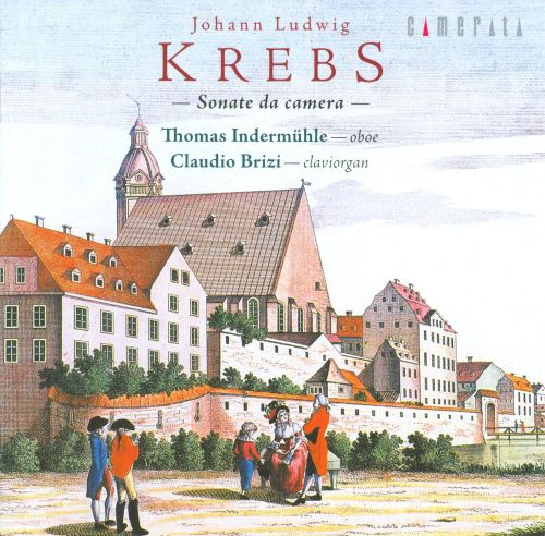 Johann Ludwig Krebs, Sonate da Camera
