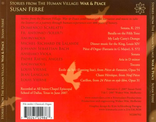 Stories from the Human Village: War & Peace