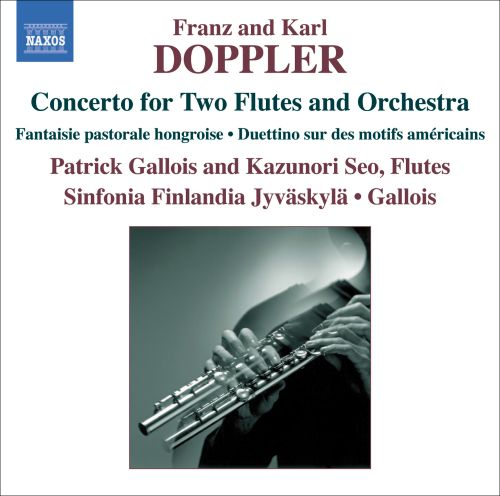 Doppler: Concerto for Two Flutes and Orchestra