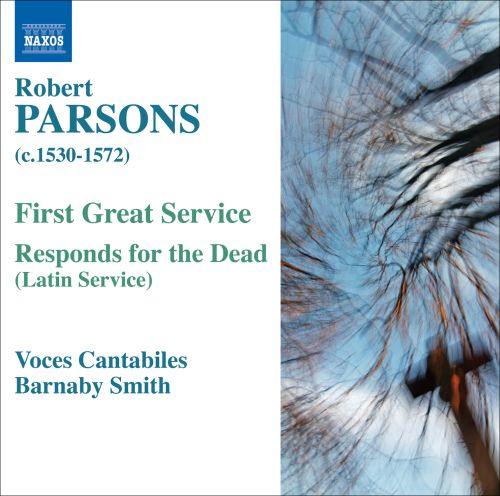 Robert Parsons: First Great Service; Responds for the Dead