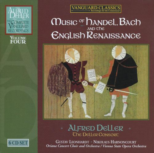 Music of Handel, Bach and the English Renaissance