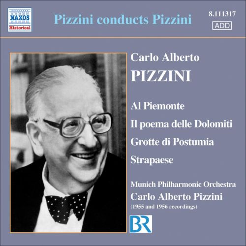 Pizzini: Orchestral Works