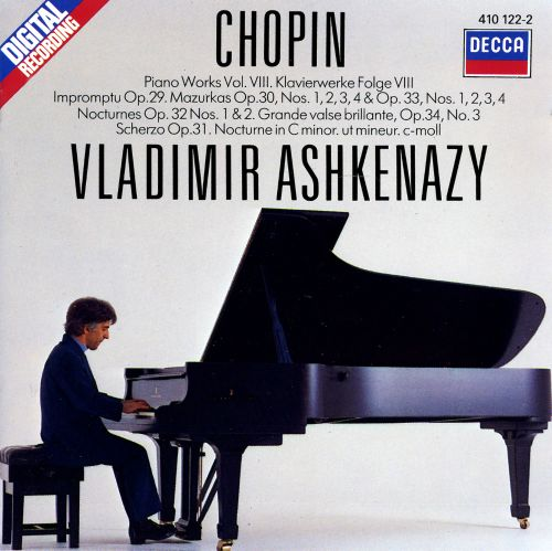 Chopin: Piano Works, Vol. 8