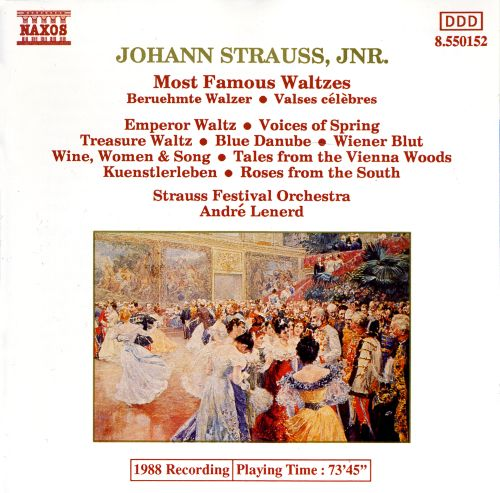 Strauss: Most Famous Waltzes