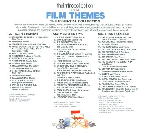 The Intro Collection: Film Themes