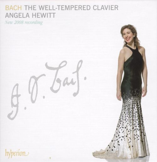 Bach: The Well-Tempered Clavier [2008 Recording]
