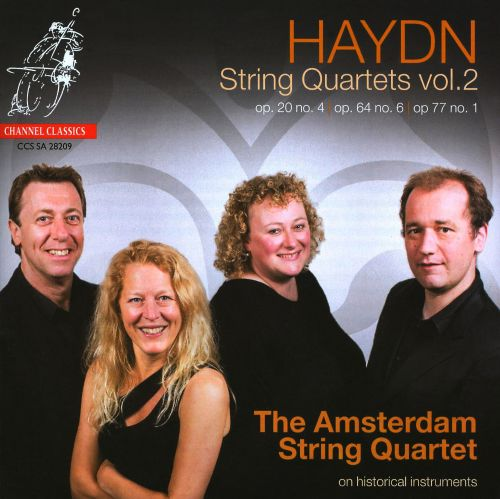 Haydn: String Quartets, Vol. 2