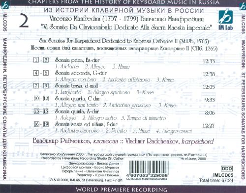 Chapters from the History of Keyboard Music In