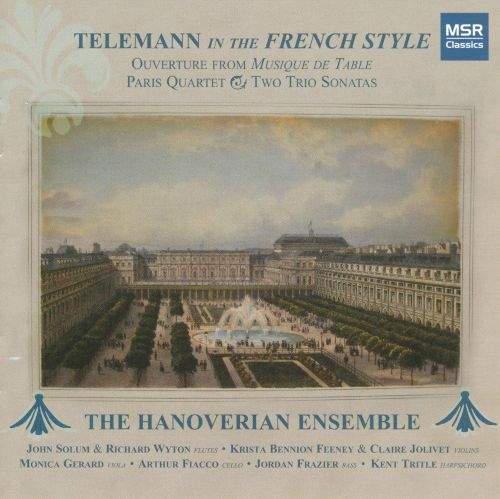 Telemann: In The French Style