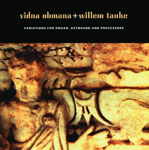 Willem Tanke: Variations for Organ, Keyboard and Processors