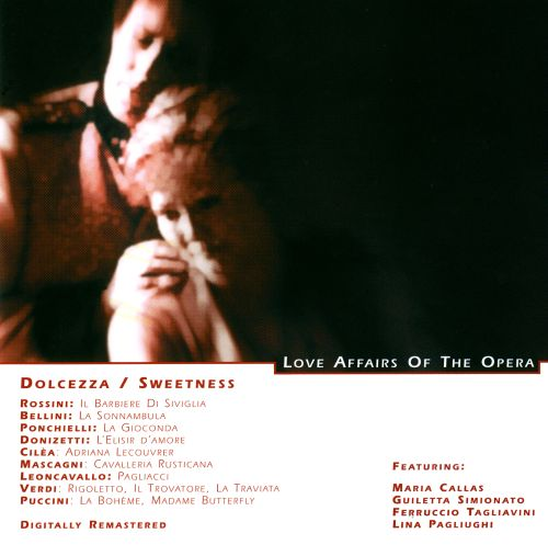 Love Affairs of the Opera: Sweetness