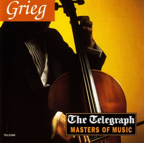 Masters of Music: Grieg