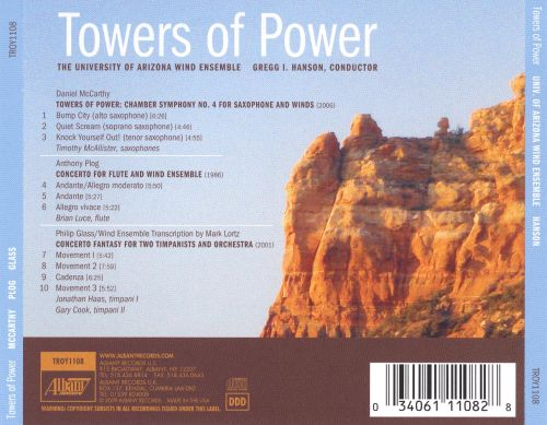 Towers of Power