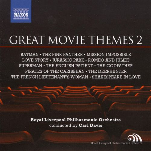 Great Movie Themes, Vol. 2
