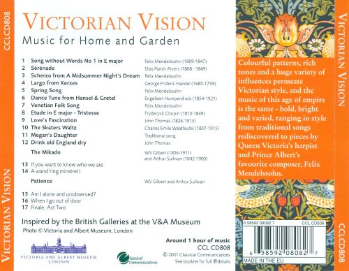 Victorian Vision