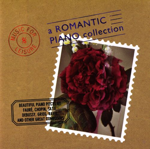 A Romantic Piano Collection
