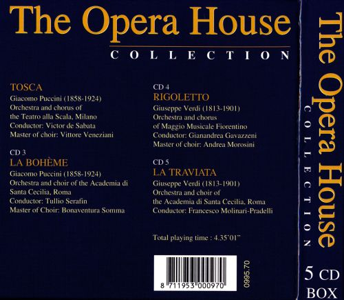 The Opera House Collection [Highlights]