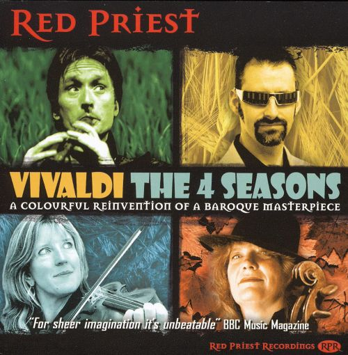 Red Priest's Vivaldi's Four Seasons