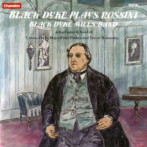 Black Dyke plays Rossini