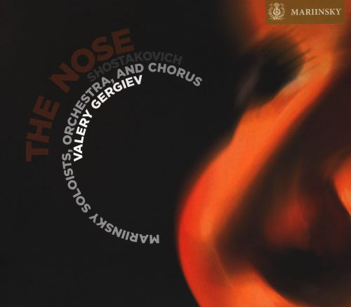Dmitri Shostakovich: The Nose