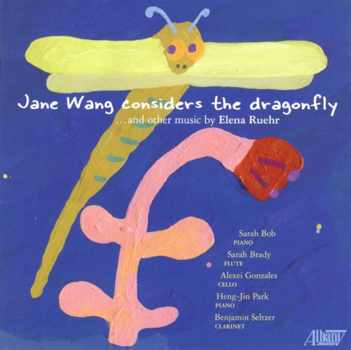 Jane Wang considers the dragonfly