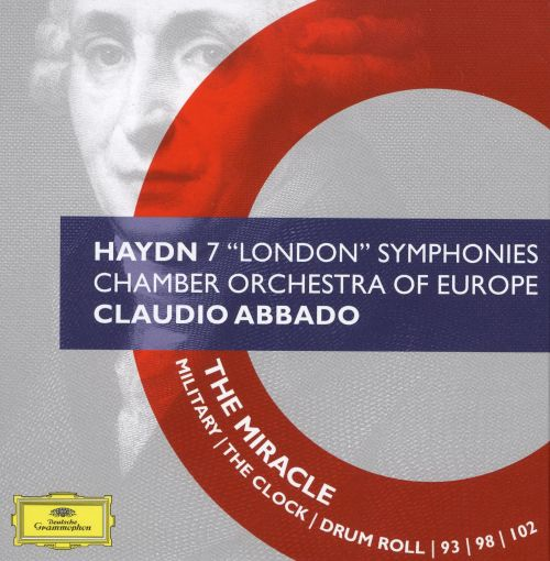 Haydn: 7 London Symphonies [Box Set]