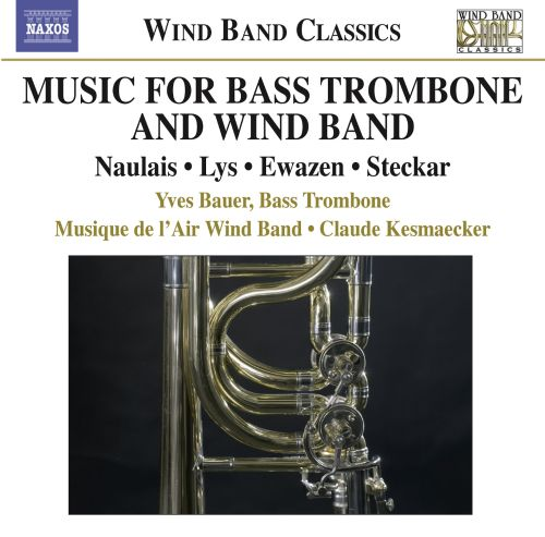 Music for Bass Trombone and Wind Band