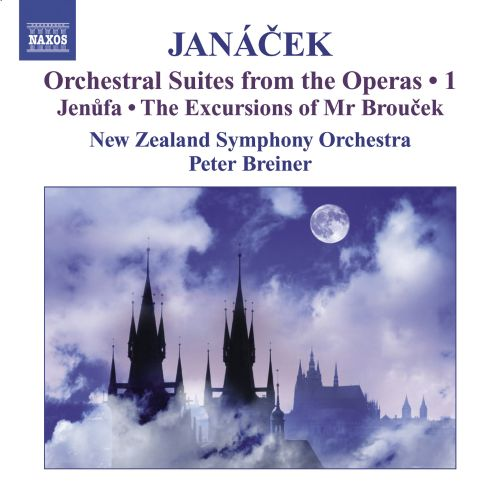 Janácek: Orchestral Suites from the Operas, Vol. 1