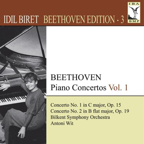 Beethoven: Piano Concertos, Vol. 1
