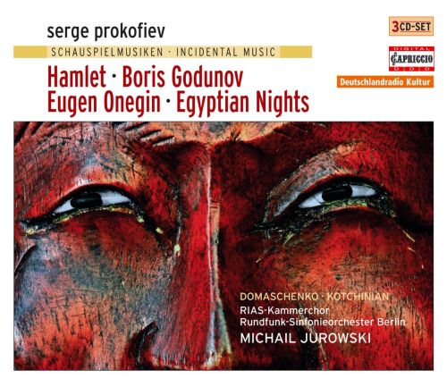 Prokofiev: Incidental Music (Schauspielmusik)