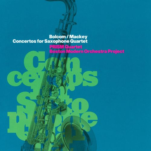 Concertos for Saxophone Quartet