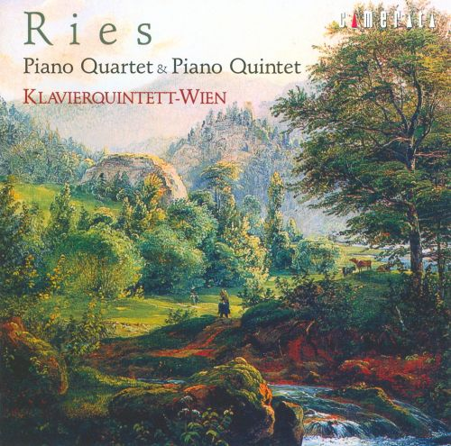 Ries: Piano Quartet & Piano Quintet