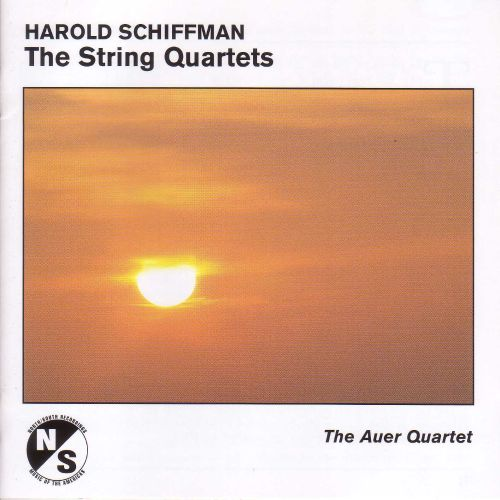 Harold Schiffman: The String Quartets