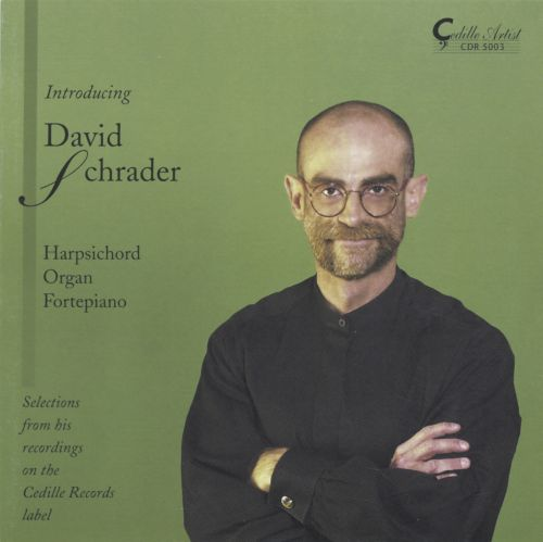 Introducing David Schrader