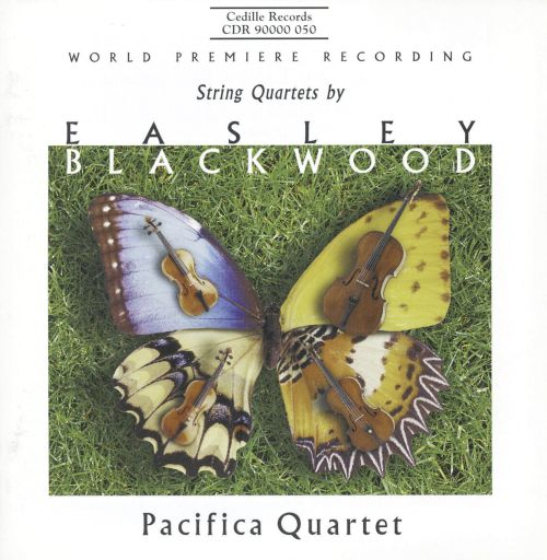 String Quartets by Easley Blackwood