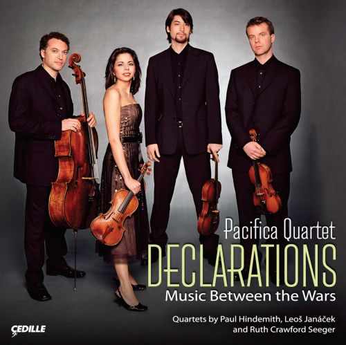 Declarations: Music Between the Wars