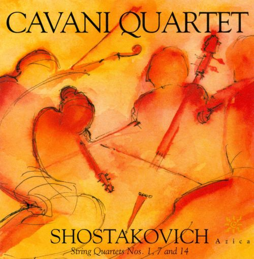 String Quartet No. 7 in F sharp minor, Op. 108