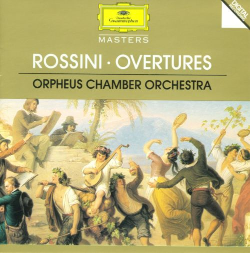 Rossini: Overtures; Introduction, Theme and Variations