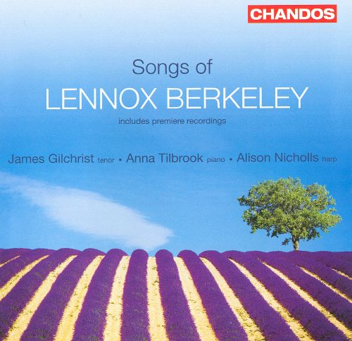 Songs of Lennox Berkeley