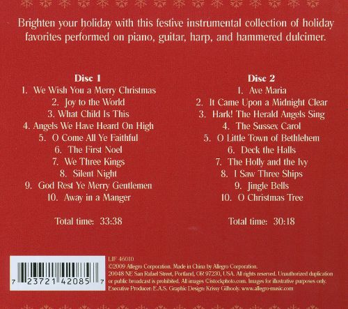 First Noel: An Instrumental Collection