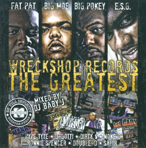 Wreckshop Records: The Greatest
