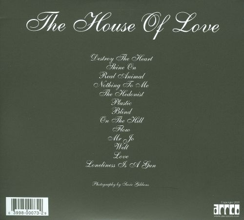 The House of Love (The German Album)