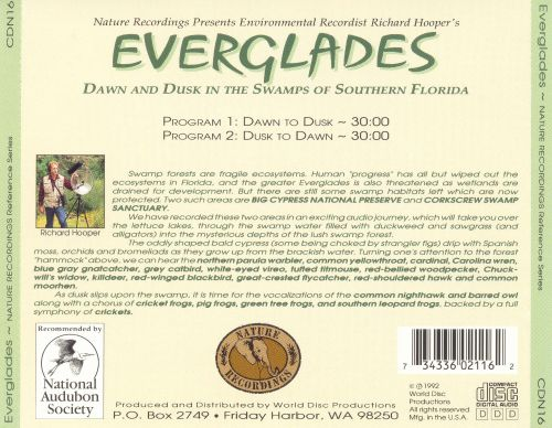 Nature Recordings: Everglades
