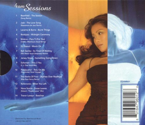 4AM: The Sessions Vol. 1