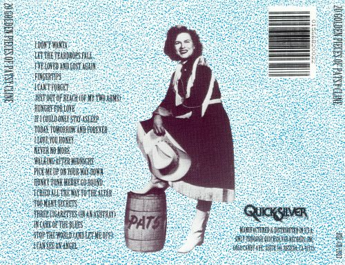 20 Golden Pieces of Patsy Cline