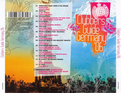 Clubber's Guide Germany '06